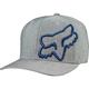 Light Gray Forty Fiver FlexFit Hat