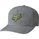 Heather Gray Heads Up FlexFit Hat
