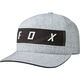 Heather Gray Set In FlexFit Hat