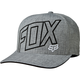 Heather Gray Three 60 FlexFit Hat