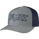 Heather Gray Transistor FlexFit Hat