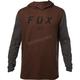 Dark Maroon Tranzit Long Sleeve Shirt