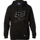 Black District 3 Zip Hoody