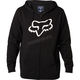 Black Legacy Fox Head Zip Hoody
