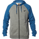 Dusty Blue Legacy Zip Hoody