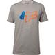 Heather Dark Gray Zerio Premium T-Shirt