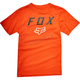 Youth Orange Contended T-Shirt