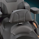 Removable Smart Mount Driver Backrest w/Large Pad - 41-168A