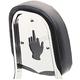 Finger Steel Backrest Insert for Cobra Round Backrest - 02-5077