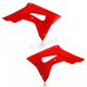 Red Radiator Shrouds - 2630660227