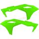 Flo Green Radiator Shrouds - 2630610235