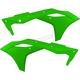 Green Radiator Shrouds - 2630610006