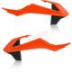 2016 Orange Radiator Shrouds - 2449705226