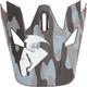 Visor for Midnight Sector Covert Helmet  - 0132-1136