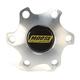 Silver Aluminum Gas Cap - 0703-0716