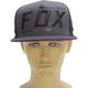 Black Draftr Snapback Hat - 19579-001-OS