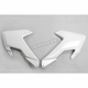 White Radiator Cover  - HU03365-041