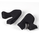 Cheek Pad Set for F3 XLarge thru XXXLarge Helmets - 3862-000-220-000