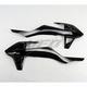 Black  Radiator Covers - KT04061-001