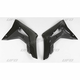 Black Radiator Covers - HO04682-001