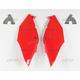 CR Red Side Panels  - HO04684-070