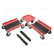 Sled Dolly Set w/Straps - 284600