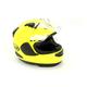 Fluorescent Yellow Signet-X Helmet