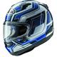 Blue Signet-X Place Helmet