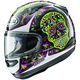 Pink Signet-X El Craneo Helmet