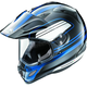 Blue XD-4 Distance Helmet