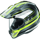 Yellow XD-4 Distance Helmet