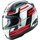 Red Quantum-X Competition Helmet