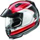 Red Defiant Pro-Cruise Timeline Helmet