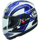 Blue Corsair-X Curve Helmet