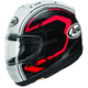Black/Red Corsair-X Statement Helmet