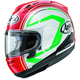 Red/White Corsair-X Statement Helmet