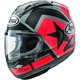 Black/Red Corsair-X Vinales-2 2017 Helmet