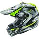 Yellow VX-Pro4 Bogle Helmet