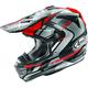 Red VX-Pro 4 Bogle Helmet