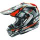 Orange VX-Pro4 Bogle Helmet