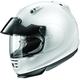 White Defiant Pro-Cruise Helmet