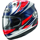 Red/White/Blue Corsair-X Vinales Helmet