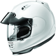 Diamond White Defiant Pro-Cruise Helmet