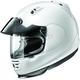 Diamond White Defiant Pro-Cruise Helmet
