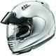 Aluminum Silver  Defiant Pro-Cruise Helmet
