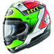 Green/Red Corsair-X Giugliano Helmet