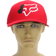 Red Zerio FlexFit Hat