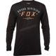 Black Ground Fog Long Sleeve Shirt