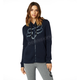 Women's Midnight Certain Zip Hoody