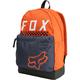 Orange Check Yo Self Kick Stand Backpack - 20767-009-OS